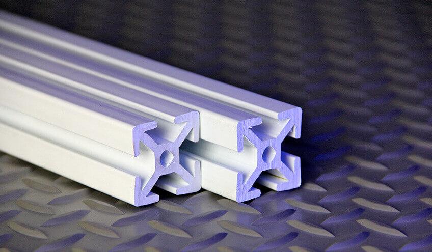 Quad rail thermoprene