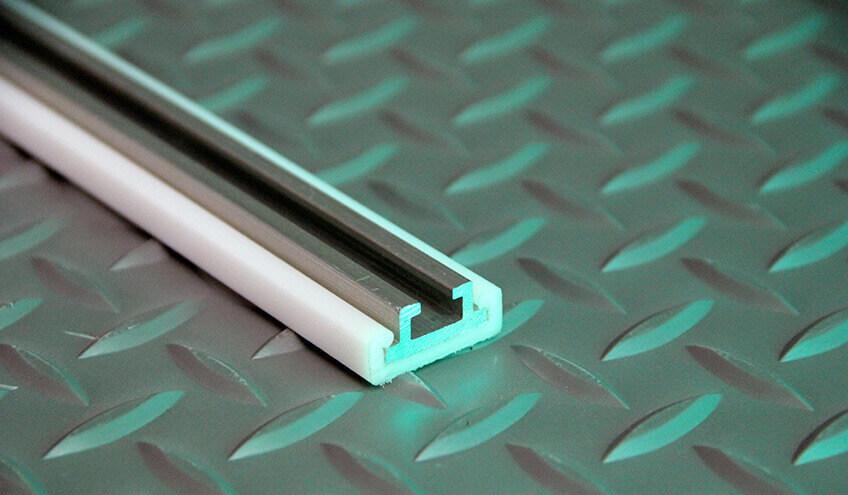 UHMW Channel & Aluminum T-Slot