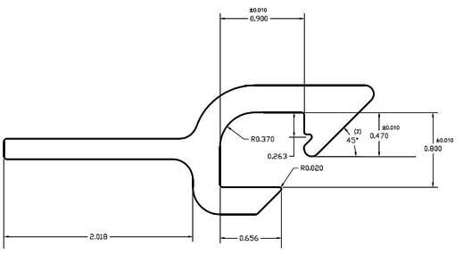 oil boom connectors