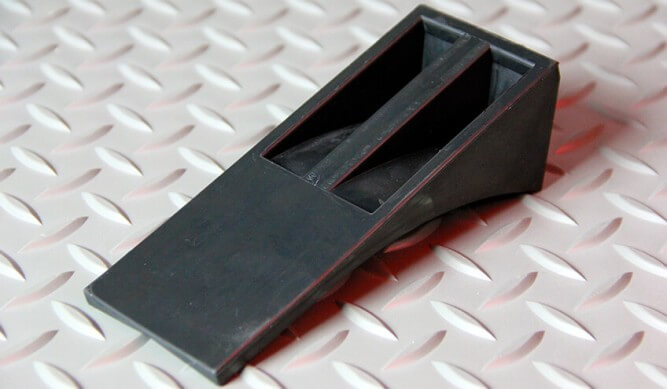 Molded Rubber Foot Glide