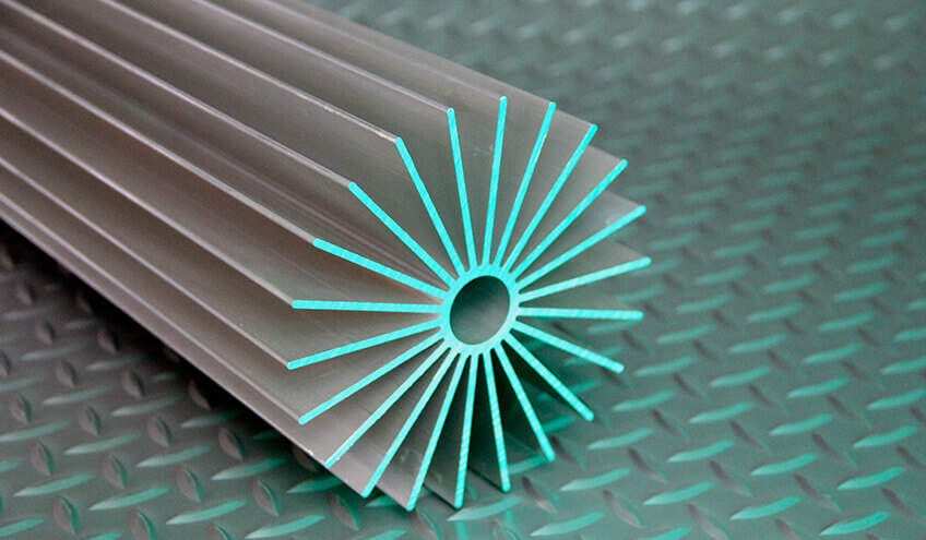 Radial Heat Sink