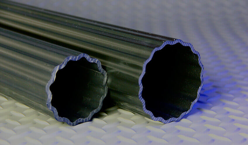 Fluted Tubes
