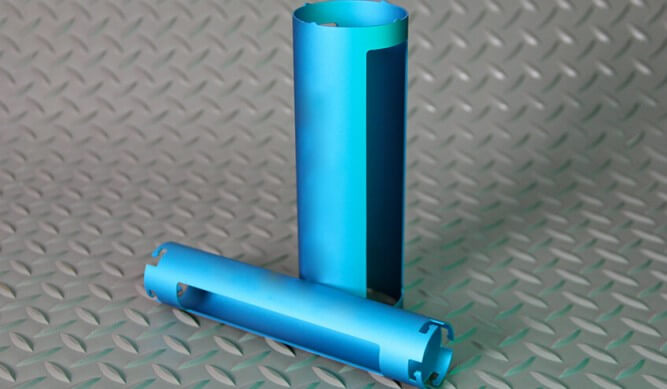 Extruded and Machined Tubes