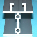 aluminum extrusion hollow channel
