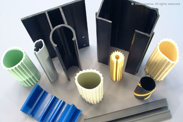Custom Plastic Extrusions Nylon Hdpe Enclosures